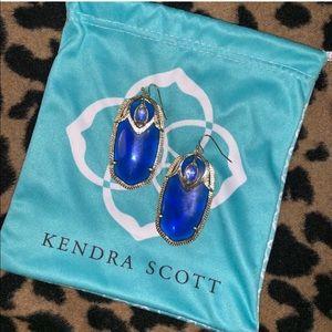 Colorbar Kendra Scott Darby Earrings Blue